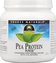 Source Naturals Pea Protein Power -- 16 oz