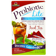 Natures Answer, Probiotic Lite, Iced Tea, 10 Packets 0.88 oz (25 g)