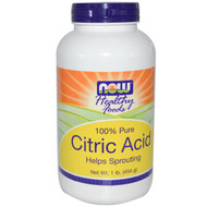 Now Foods, Citric Acid, 1 lb (454 g)