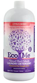 Eco-Me, Laundry Detergent Citrus Berry - 32 fl oz