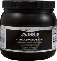 ARO-Vitacost Black Series Creatine Raw Unflavored - 1.1 lb (500 g)
