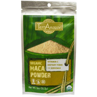 TerrAmazon, Organic Maca Powder, 2 oz (56.5 g)