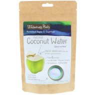 3 PACK OF Wilderness Poets, Instant Coconut Water Powder, Freeze Dried, 4 oz (113.4 g)