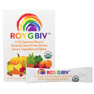 Madre Labs, ROY G BIV, Organic Concentrated SuperFood, Blend of Fruits, Berries, Greens, Vegetables, Spices, 30 Packets, 3 g Each