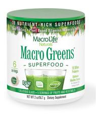 Macro Life Naturals Macro Greens Original - 2 oz