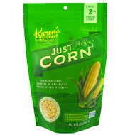 3 PACK OF Karens Naturals, Premium Freeze-Dried Veggies, Just Corn, 8 oz (224 g)