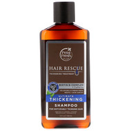 3 PACK OF Petal Fresh, Pure, Hair Rescue, Ultimate Thickening Shampoo, 12 fl oz (355 ml)