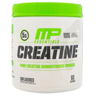3 PACK OF MusclePharm, Essentials, Creatine, Unflavored, 0.66 lbs (300 g)