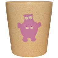 Jack n Jill, Storage/Rinse Cup, Hippo, 1 Cup