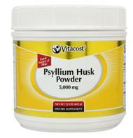 3 PACK of Vitaco Psyllium Husk Powder -- 5 g - 22.1 oz