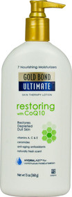 Gold Bond, Ultimate Skin Therapy Lotion Restoring with Co Q10 - 13 fl oz