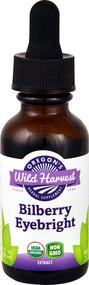 Oregons Wild Harvest Organic Bilberry Eyebright - 1 fl oz