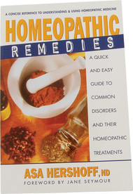 Book, Homeopathic Remedies-A Concise Reference to Understanding & Using Homeopathic Medicine - 1 Book