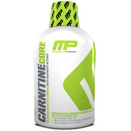 MusclePharm, Liquid Carnitine Core, Citrus, 16 oz (473 ml)