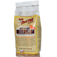 Bob's Red Mill, Chia Seeds, 16 oz (453 g)