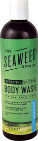 Seaweed Bath Co., Wildly Natural Seaweed Body Wash, Unscented, 12 fl oz (360 ml)