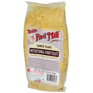 Bobs Red Mill, Large Flake Nutritional Food Yeast, 8 oz (226 g)