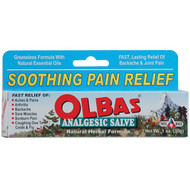 Olbas Thera, Analgesic Salve, Natural Herbal Formula, 1 oz (28 g)
