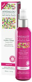 Andalou Naturals, 1000 Roses Floral Toner Sensitive - 6 fl oz