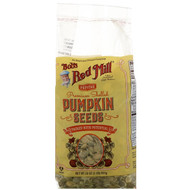 3 PACK OF Bobs Red Mill, Premium Shelled Pumpkin Seeds, 16 oz (453 g)