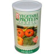 MLO Natural, Vegetable Protein Powder, 16 oz (454 g)
