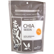 Navitas Organics, Organic Chia Seeds, 16 oz (454 g)