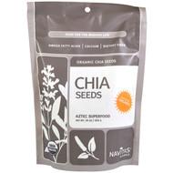 Navitas Organics Chia Seeds -- 16 oz