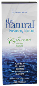 Dreambrands The Natural Moisturizing Lubricant -- 3.4 fl oz