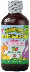 Kal MultiSaurus Infant Multivitamin Fresh Apple - 4 fl oz