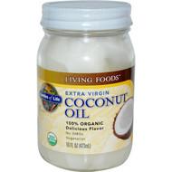 Garden of Life Organic Raw Extra Virgin Coconut Oil - 16 fl oz