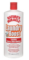 Natures Miracle, Laundry Boost Stain And Odor Additive - 32 fl oz