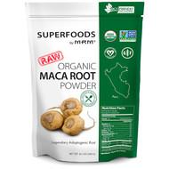 MRM, Raw Organic Maca Root Powder, 8.5 oz (240 g)