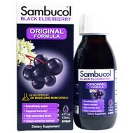 Sambucol, Black Elderberry, Original Formula, 4 fl oz (120 ml)