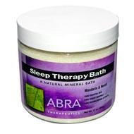 Abra Therapeutics, Sleep Therapy Bath, Mandarin & Neroli, 17 oz (482 g)