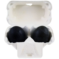 Holika Holika, Charcoal Egg Soap, 2 Pieces
