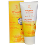 Weleda, Baby, Diaper Care Cream with Calendula, 2.8 oz (81 g)