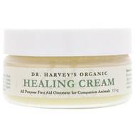 Dr. Harveys, Organic Healing Cream, For Companion Animals, 1.5 oz