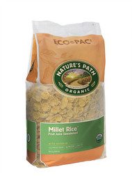 Natures Path, Organic Millet Rice Oatbran Flakes Cereal - 32 oz