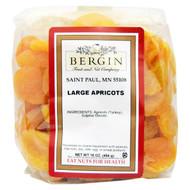 Bergin Fruit and Nut Company, Turkish Jumbo Apricots, 16 oz