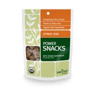 Navitas Organics, Power Snacks, Citrus Chia, 8 oz (227 g)