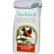 Audubon Premium Coffee, Whole Bean Breakfast Blend, 12 oz (340 g) - 2 PACK