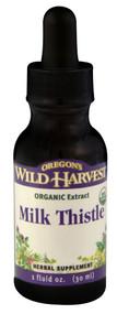 Oregon's Wild Harvest Milk Thistle - 1 fl oz