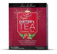 Laci Le Beau, Super Dieters Tea,  Cranberry Twist - 60 Tea Bags