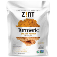 Zint, Organic, Turmeric Powder, 16 oz (454 g)