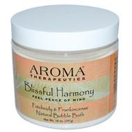 Abra Therapeutics, Natural Bubble Bath, Blissful Harmony, Patchouli & Frankincense, 14 oz (397 g)