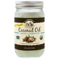 La Tourangelle, Virgin & Unrefined, Organic Coconut Oil, 14 fl oz (414 ml)