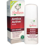 Similasan, Arnica Active Skin Spray, 3.04 fl oz, (90 ml)