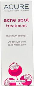 Acure Organics, Acne Spot Treatment, .5 fl oz (14.7 ml)