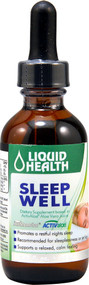 Liquid Health Sleep Well - 2.03 fl oz