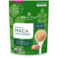 Navitas Organics, Organic Maca Gelatinized, 8 oz (227 g)